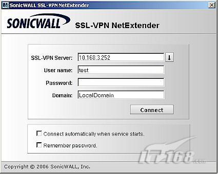 比特网 安全 > 正文      netextender和其它功能   如果代理模式不能