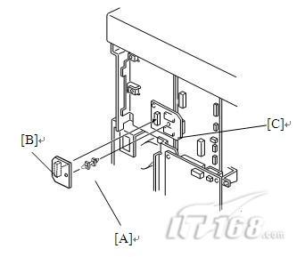 理光aficio220复合机存储器板