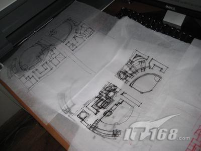 中学教学楼设计手绘