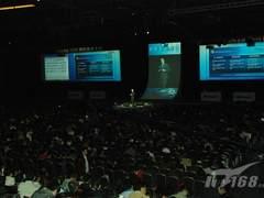 微软展示统一沟通平台及虚拟化技术