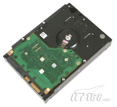 希捷7200.12硬盘pcb电路板拆解介绍