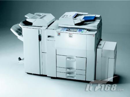 理光复印机拆机_