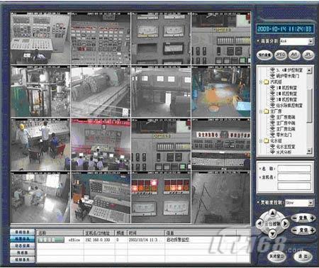 化工厂安装防爆摄像机监控系统设计方案