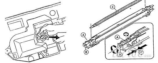 sf-1016复印机的分解与组装原理(五)