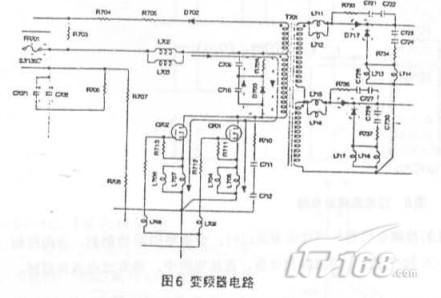 5复印机变频器电路