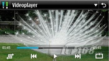 诺基亚公布新版Symbian 4系统用户界面
