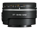 索尼DT 50/1.8 SAM