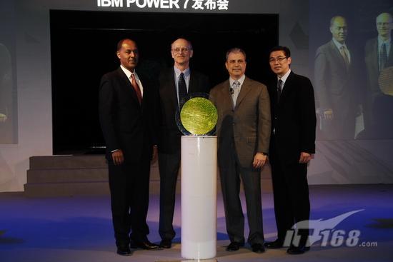 IBM Power7下月全球供货 将在深圳生产