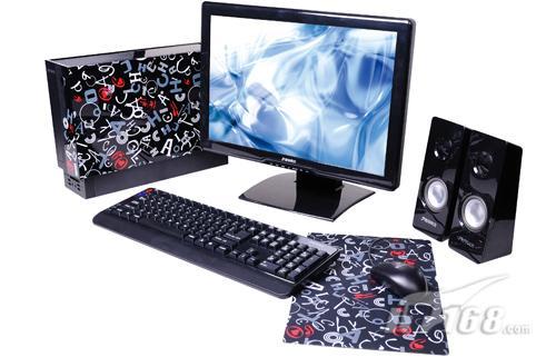 电脑下乡新品 同方S6620电脑3499送质保