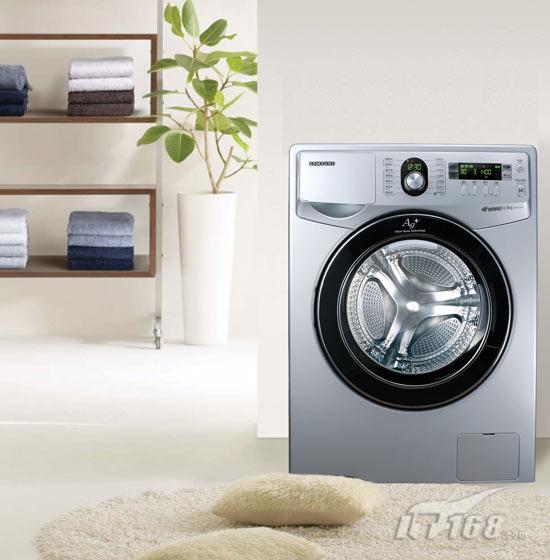 洗衣有道 三星滚筒洗衣机wd8754cjz