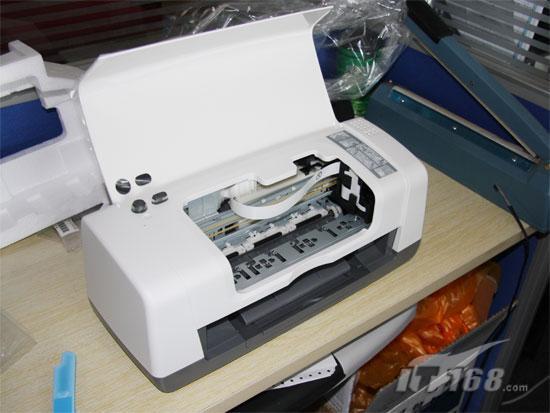 用成本对抗原装墨盒 喷墨连供试用报告