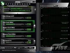 微星发力 Afterburner调整GTX480电压