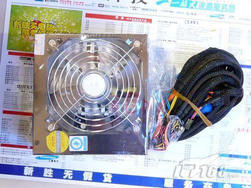 [武汉]超静音风扇 装机选长城400se电源