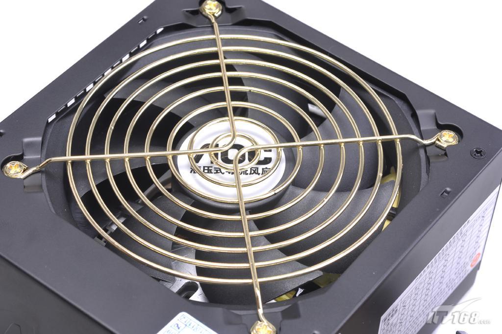 专利散热技术 aoc散热王400电源评测