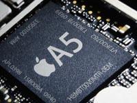 全新的的A5处理器