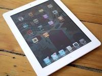 iPad2正面和按键布局