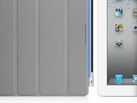 磁力套可直接吸附在iPad 2上