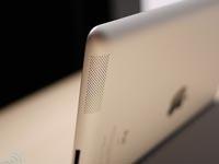 iPad二代采用更大的扬声器