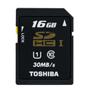 东芝16GB Class10高速存储卡苏宁52元