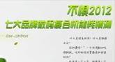 2012年IT168复合机环保横评