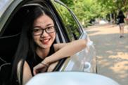 试客发言区:『得偿所愿』把爱一起带回家-爱笑女孩购车记