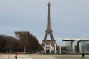 试客发言区:华为Mate9随手拍 巴黎的清晨和夜晚