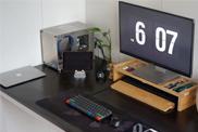 """试客发言区:如何快速的跟桌面杂乱的""""灵魂""""走线说再见!"""