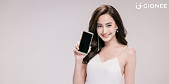 泰女星代言 金立首款全面屏手机曝光