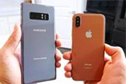 试客发言区:全面屏时代的机皇首战,你选iPhone X还是三星Note8?